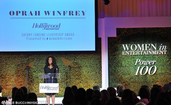 Oprah Winfrey honored with Screen Actors Guild nomination ...