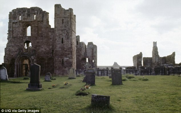 Legacy: Oswald was instrumental in the foundation of Lindisfarne monastery, whose remains still stand