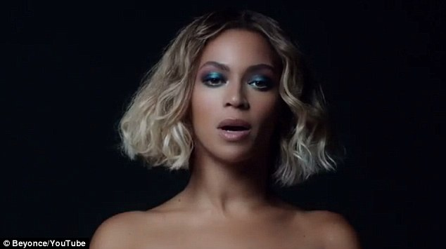 Artistic integrity? Beyonce also wants to appear as a deep-thinking pop philosopher with Mine