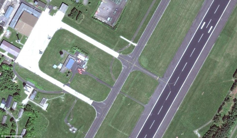 Germany: Büchel Air Base is a military air base in Germany. Since 1985 the Panavia Tornado is operated from the base, which is capable of delivering B61 nuclear weapons which are stored and maintained by the USAF