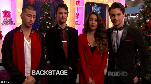 The finalists: Alex & Sierra, Carlito Olivero and Jeff Gutt made their last pitch for votes on Wednesday night's show