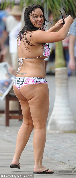 The Unflattering Bikini Shots Celebrities Wished You HADN
