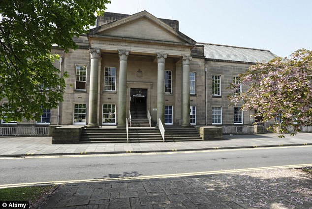 Burnley Magistrates