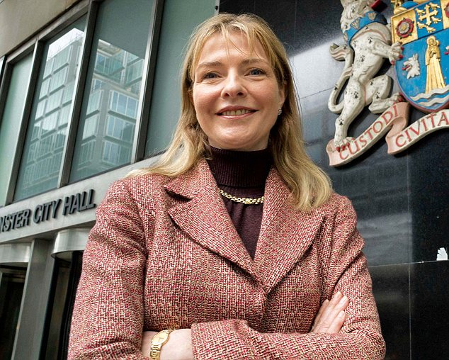 Concerns: Philippa Roe of Wesminster City Council says she does not know how many new immigrants to expect