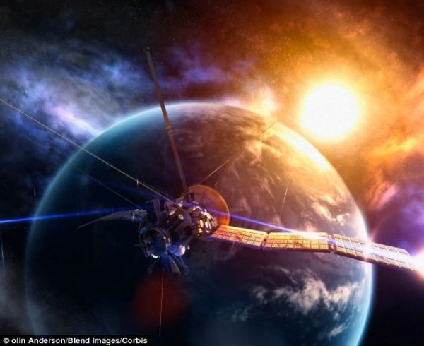 Is Earth HEAVIER than we think due to a halo of dark ...