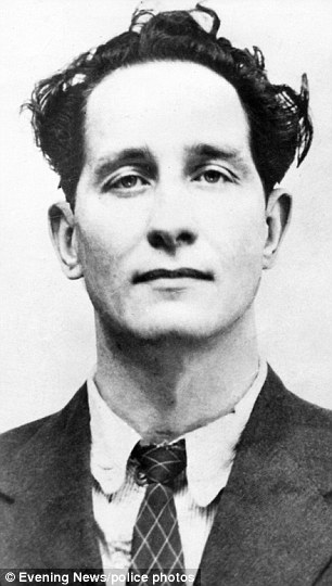 Great Train Robber Ronnie Biggs