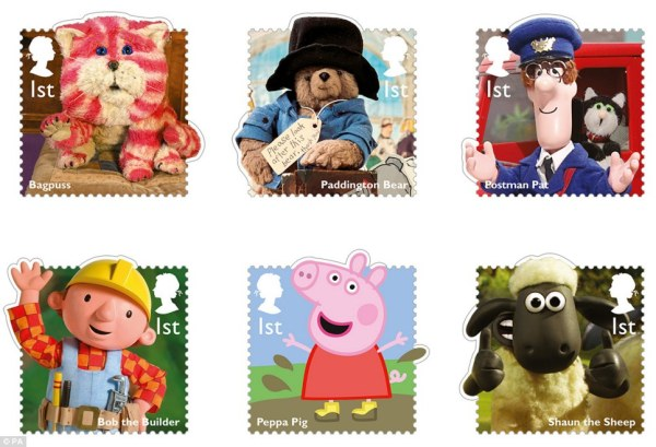 Britain's best-loved children's TV characters are to be ...