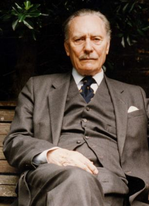 Fear: Mr Robinson said that ever since Enoch Powell (pictured) gave his infamous 'Rivers of Blood' speech in 1968, the BBC has shied away from discussing immigration