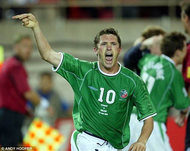 Image result for robbie keane 2002