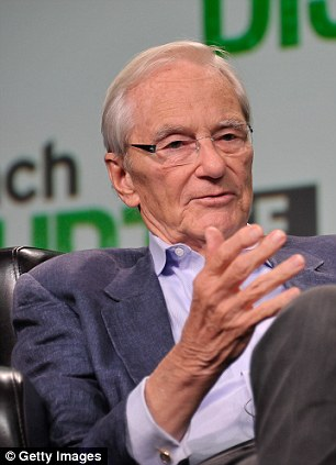 Not backing down: Billionaire Tom Perkins clarified his Saturday Nazi reference by comparing the 'Occupy' movement to pre-Nazi rise to power fascism in Germany