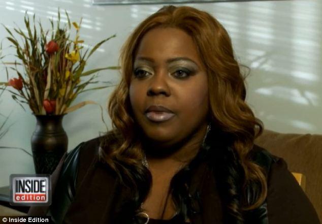 Latoya Ammons dice que ella y sus tres hijos se poseía y atormentado por los demonios en el sótano de su casa