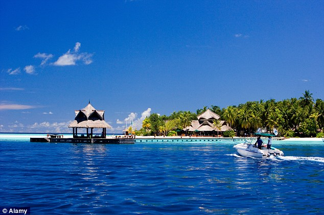 Honeymoon favourite: The Maldives remains the top long-haul destination for the ninth year running