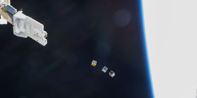 The Outernet project is aiming to raise tens of millions of dollars to launch hundreds of miniature satellites known as cubesats to make their dream a reality
