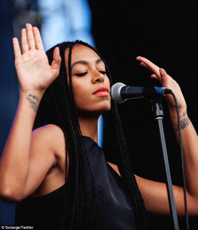 Cancelled summer tour: The bold fashionista has been recording her third studio album near her home in New Orleans, and nine months ago she cancelled her summer tour