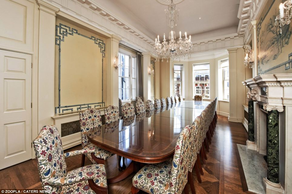 Britains Most Expensive House On Sale For 90 MILLION