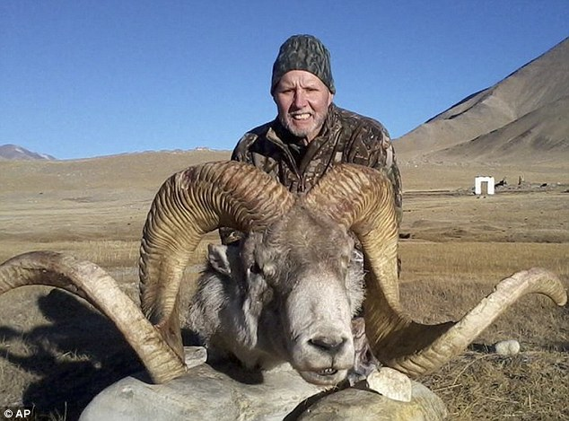 Hunter Who Spent $50,000 For Chance To Shoot Rare Goat In
