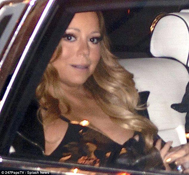 Mirah Carey Lindsay Lohan