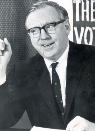 Frank Byers was a Liberal MP for North Dorset from 1945-50
