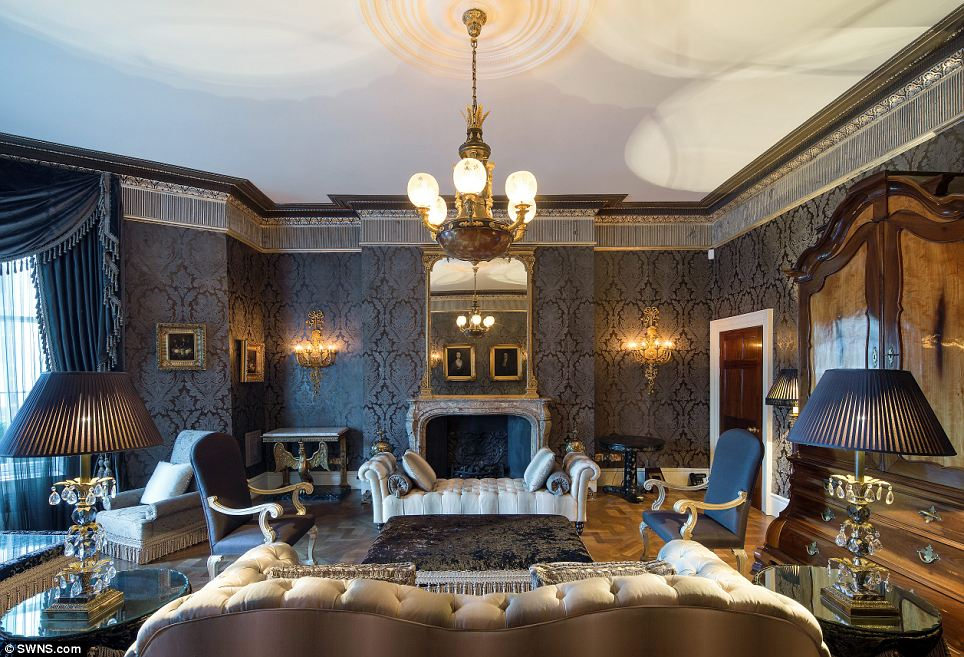 Britains Most Expensive Rental Property Grade II Listed