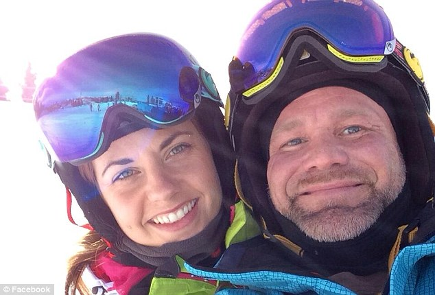 Mark Reynolds (pictured with his wife, Julia) and Kennedy worked for Trident Group, a Virginia-based maritime security services firm. The company's president, Tom Rothrauff, said the men were former Navy SEALs