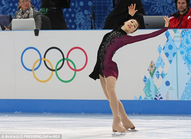 Shock: Many in the figure skating world expressed surprise that Yuna Kim did not win gold for her performance