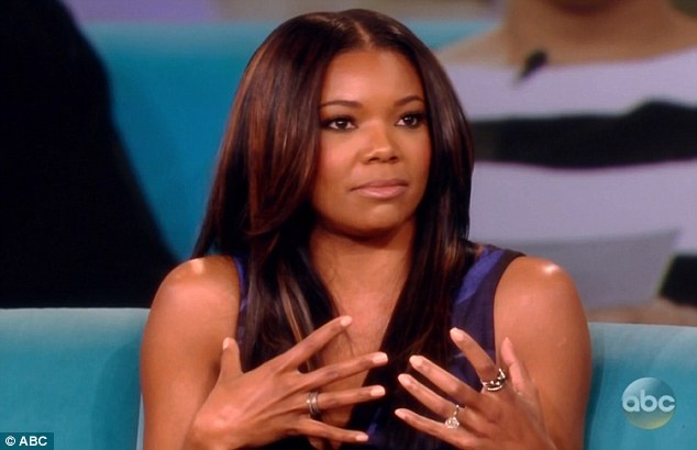 Image result for gabrielle union speaking