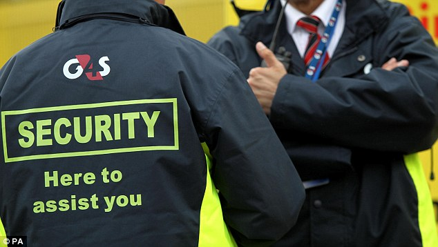 Scandal-hit: G4S is accused of concealing its true profitability when negotiating contracts with the MoJ