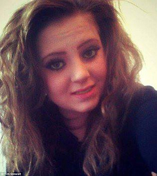 Tragic: Hannah killed herself last summer after it appeared she had been bullied by online trolls