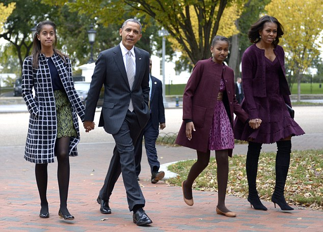 Expensive: Travel expenses for the First Family have cost U.S. taxpayers hundreds of millions of dollars over the last two years alone