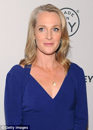 Best-seller: Piper Kerman wrote Orange Is the New Black after her stint in Danbury prison. It was later turned into the hit Netflix show
