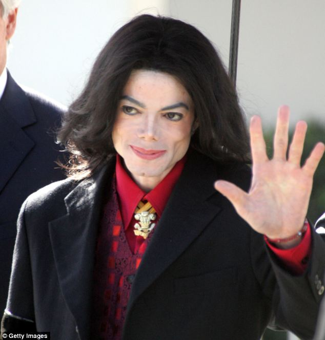 Affair: Mr Howard is said to be the product of an affair Michael Jackson had with the singer's mother Miki Howard. The pair are said to have met in 1982, shortly before Mr Howard was born