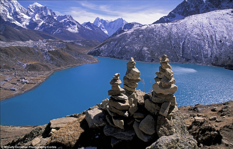 Lose the crowds: If you're looking for an alternative to Everest, why not try a trek to Gokyo Lake