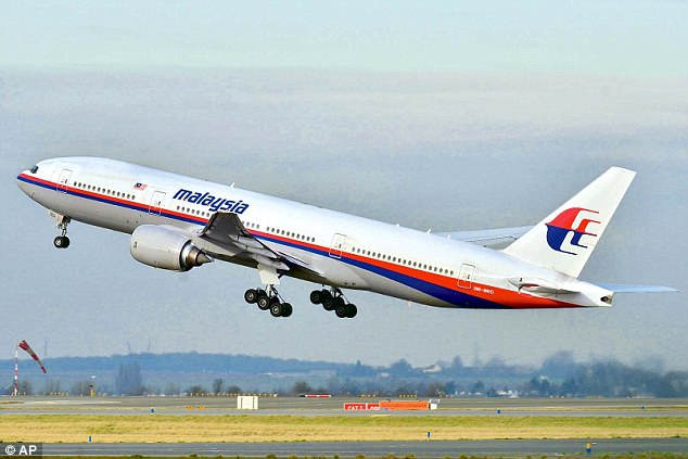 This photo provided by Laurent Errera taken Dec. 26, 2011, shows the Malaysia Airlines Boeing 777-200ER that disappeared from air traffic control screens Saturday, taking off from Roissy-Charles de Gaulle Airport in France