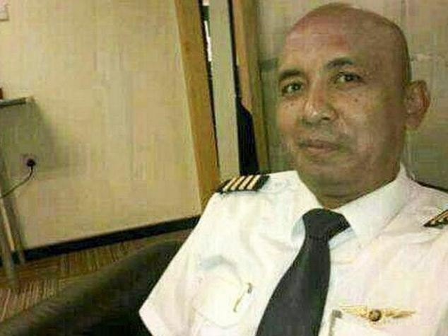 Zaharie Ahmad Shah, a 53-year-old Malaysian, who was one of the pilots of the Malaysia Airlines plane that remains missing