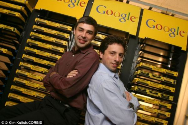 Google CEO Larry Page stopped talking to co-founder Sergey ...
