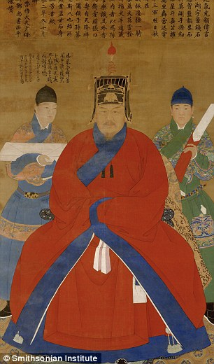 Members of China's Ming dynasty loved to manicure their nails