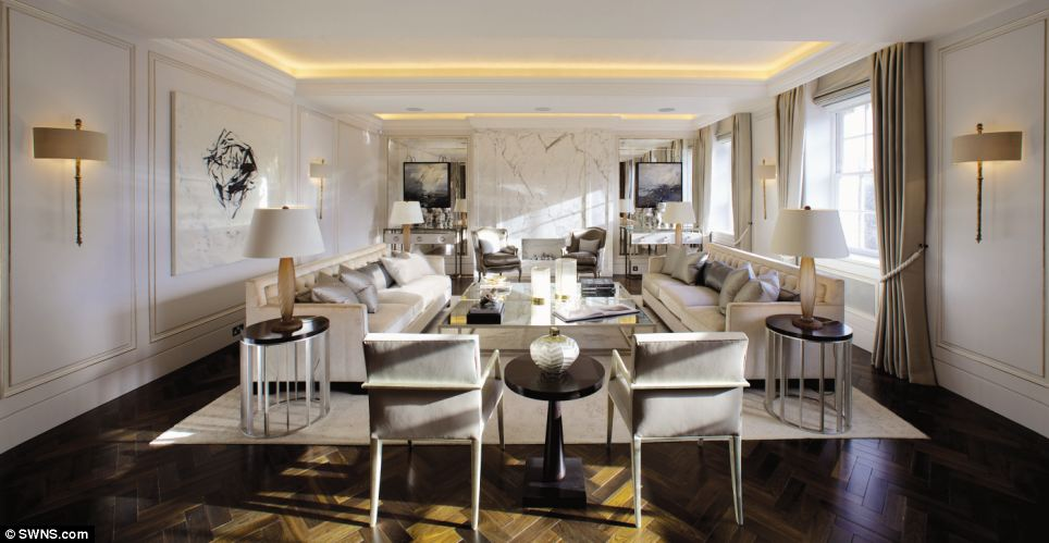 Grosvenor Square Flat Is Mayfairs Most Expensive Per