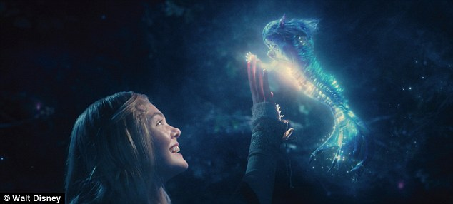 Magical: As a bid budget Disney movie, the film is sure to thrill both children and adults alike