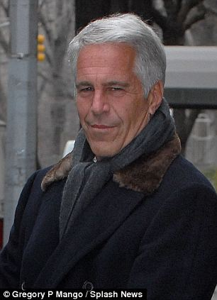 Naming names: A lawsuit between Jeffrey Epstein (right, in 2011) and his legal team has included multiple mentions about the convicted pedophile's connection to former President Bill Clinton (left, earlier this month)