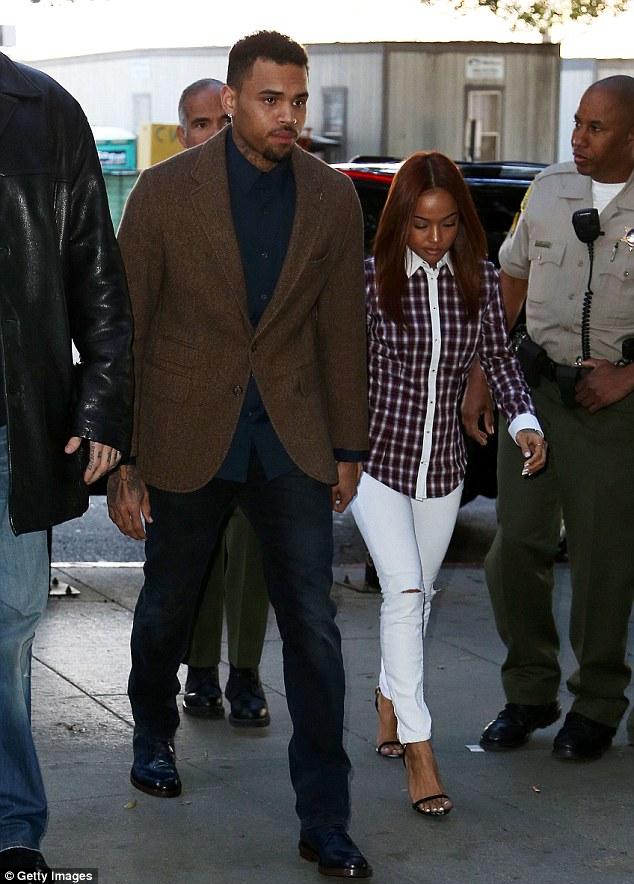 Karrueche Tran And Rihanna Physical Fight Karrueche Tran 'dump...