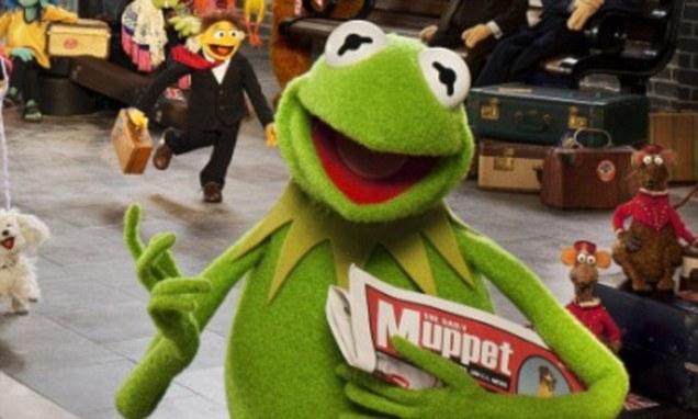 Kermit Frog Hearts