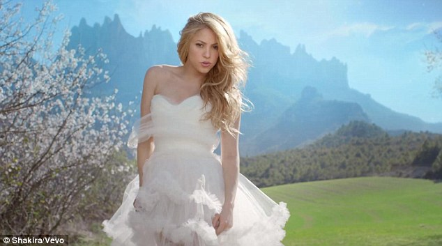 Shakira Plays The Runaway Bride In Steamy New Music Video