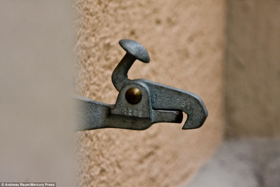 Beak: This object featured in Mr Smith's book Faces in Places appears to be more like a bird's face
