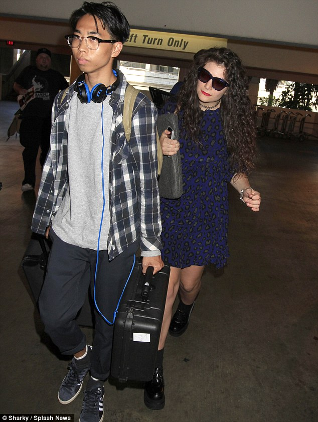 Lordes Boyfriend Breaks His Silence And How It Felt To Be