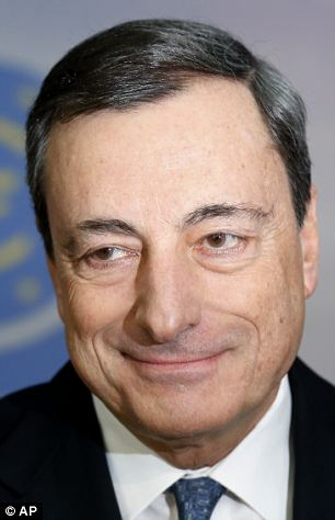 The chairman of the European Central Bank, Mario Draghi, arguably the most powerful figure in European finance, is another former Goldman Sachs banker