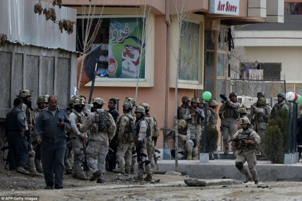 Taliban take foreign hostages at Kabul guesthouse   Daily ...