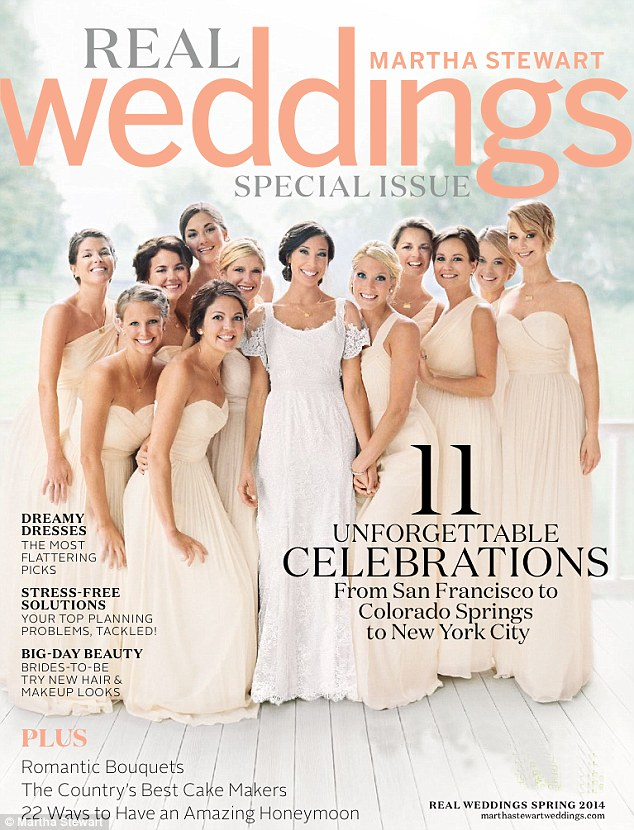Martha Stewart Weddings Magazine Uk