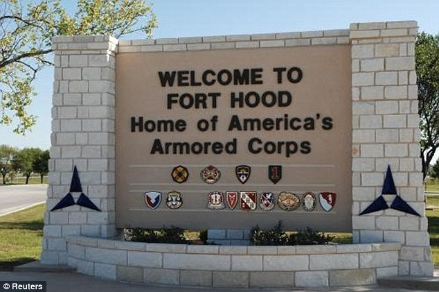 Gun-free-zone: Spc. Ivan Lopez opened fire in the Fort Hood Army base area in central Texas on April 2, 2014 injuring 16 people and killing three before turning the gun on himself