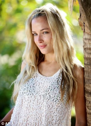 June Steenkamp has said she does not care whether Oscar Pistorius is jailed for shooting her daughter Reeva Steenkamp (pictured) as it will not bring her back