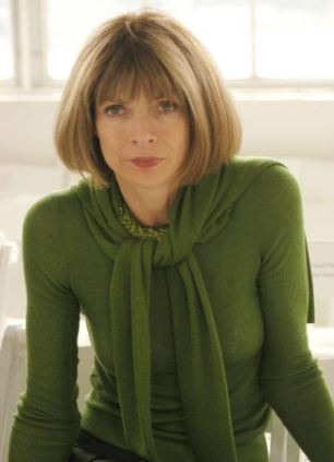 Vogue editor Anna Wintour is a former pupil of the school